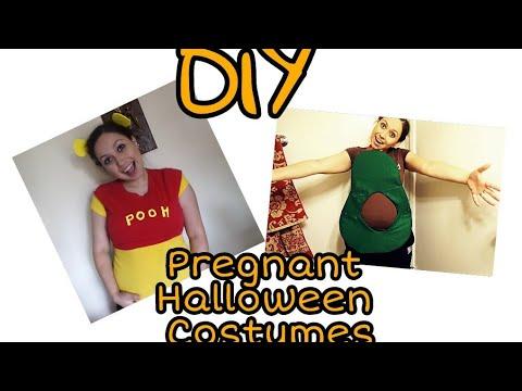 DIY | Pregnant Halloween Costumes