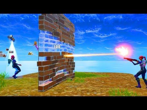 How to shoot through walls (new meta)