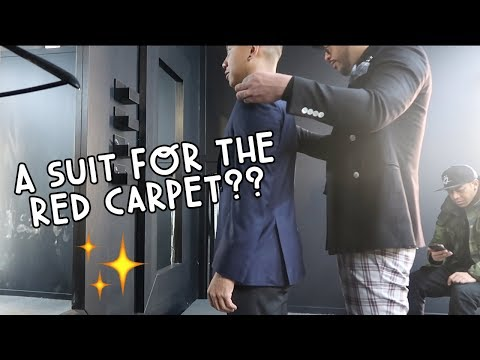 OMG! HOW TO GET THE PERFECT SUIT 101 | Vlog #67
