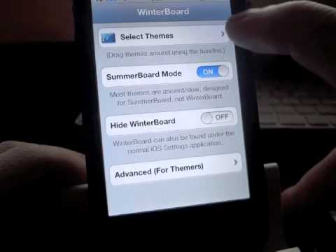 How To: Change Your Siri Mic Color with Winterboard on iPhone 4S and Spire