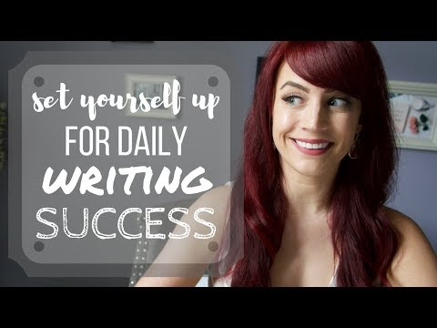 10 Tips For Daily Writing Success