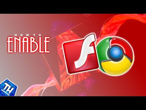 How To Enable Adobe Flash Player On Windows 10 Google Chrome 2017