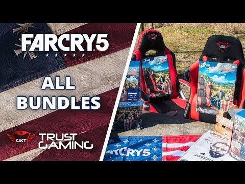 Check out all Far Cry 5 Trust Gaming Bundles Including Free Game