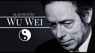 Alan Watts - The Principle Of Not Forcing