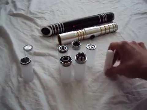 Lightsaber Blade Plug Compatablity of Ultrasabers, Saberforge, Kyberlight, etc.?