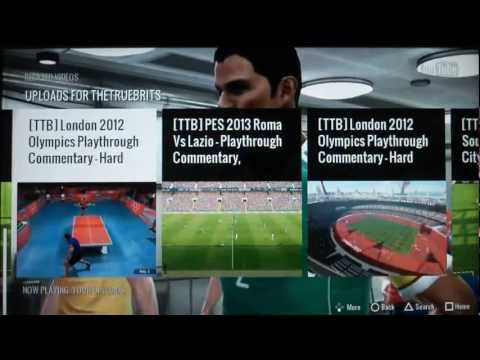 PS3 Gets New YouTube App!
