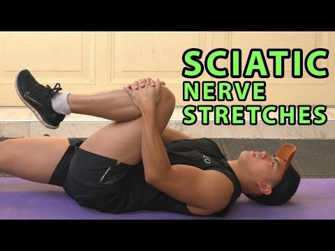 Top 3 Sciatica & Pinched Nerve Stretches