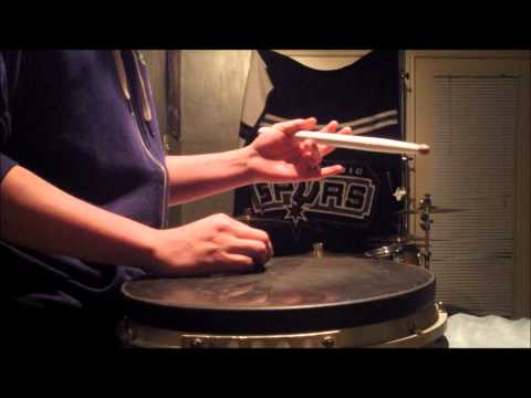 How to hold drum sticks traditional and matched grip LESSON