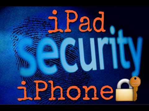 iPhone iPad Security protect your information apple iOS Change default root / mobile Password