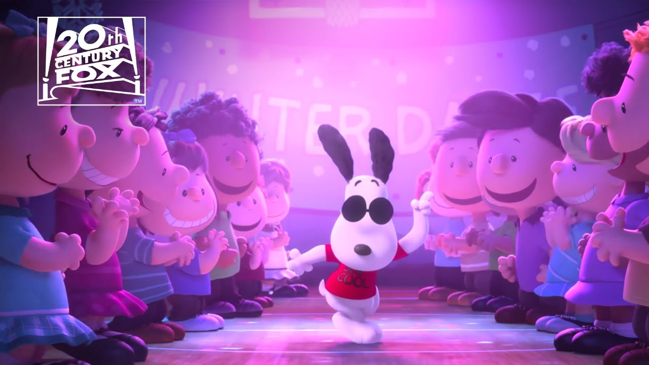 "The Peanuts Movie | ""Get Down with Snoopy and Woodstock - Opening"" Clip 