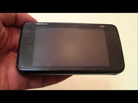 How To Restore A Nokia N900 Smartphone To Factory Settings