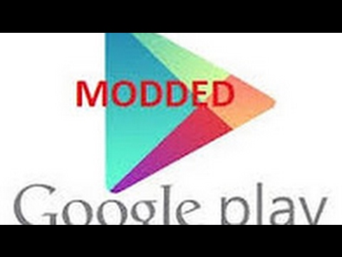 Modded Google Play Store Installation Tutorial [ROOT ONLY]