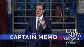 Did The White House Help Nunes Write The Memo?