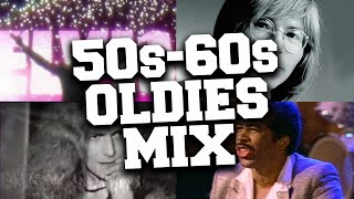 Oldies Hits 50's 60's Mix 🎵 Best Old Songs 50's 60's