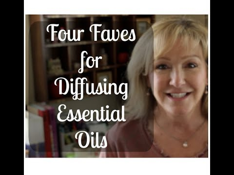 Four Faves for Diffusing Essential Oils