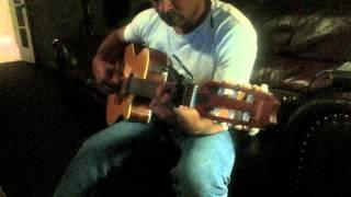 kahan tak Ye Man Ko - Baton Baton Mein - Kishore Kumar  Guitar Arrangement