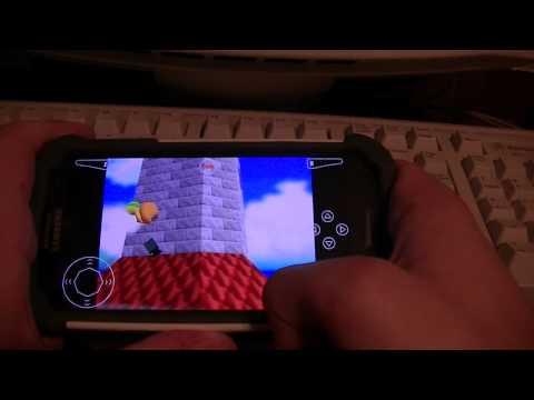 Testing Random Game Emulators on My Galaxy S3