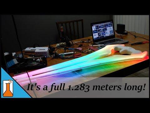 1:1 Scale Energy Sword Build Vlog