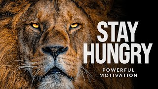 STAY HUNGRY - The Most Powerful Motivational Speech of 2021 (Ft. Eric Thomas and Marcus Taylor)