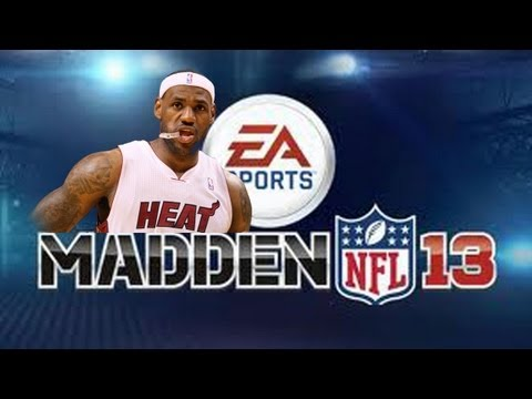 Madden 13: Lebron James To The NFL Ep. 7 - Team Captain! Browns vs. NY Giants