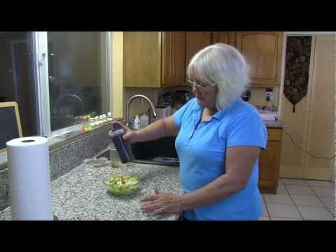 Garlic Balsamic Dressing episode #14