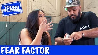 Inside Look into MTV's FEAR FACTOR's Eating Challenge!
