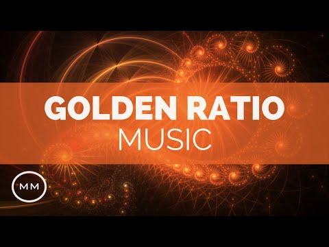 Golden Ratio Frequency (v.2) - Fibonacci Sequence (1.618 Hz) - Meditation Music - Monaural Beats