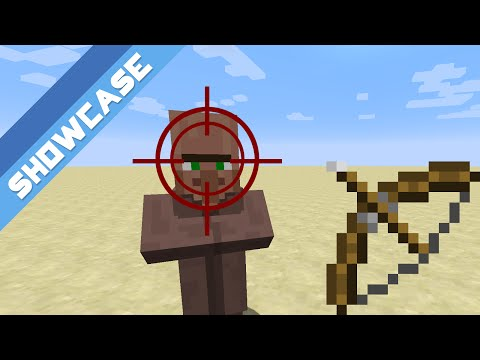Showcase - Homing Bow w/ explosive target-seeking arrows