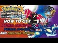 How to Get PRIMAL GROUDON and PRIMAL KYOGRE in Pokemon Ultra Sun and Ultra Moon! Giratina-O Form