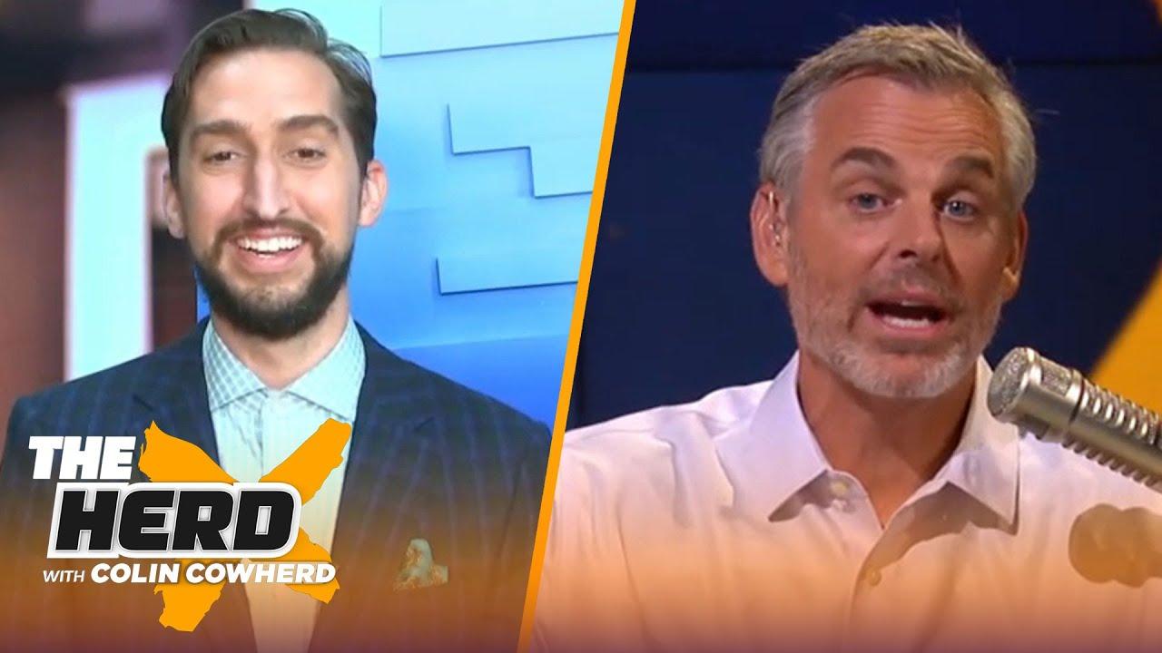 Nick on biggest reasons Clippers lost semis in GM 7 to Denver, pressure broke Kawhi   NBA   THE HERD