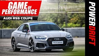 Audi RS5 : The 5leeper : Michelin Game Of Performance : PowerDrift