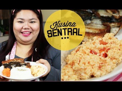 Filipino Scrambled egg | NEW FILIPINO COOKING CHANNEL by Kusina Sentral