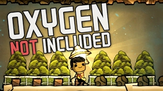 Oxygen Not Included!  Ep. 3 - Oxygen Grow Room! - Oxygen Not Included Gameplay