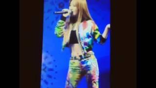 [fancam] 141008 Taeyeon - Holler At Hangeul Festival By Misskimtaeyeon