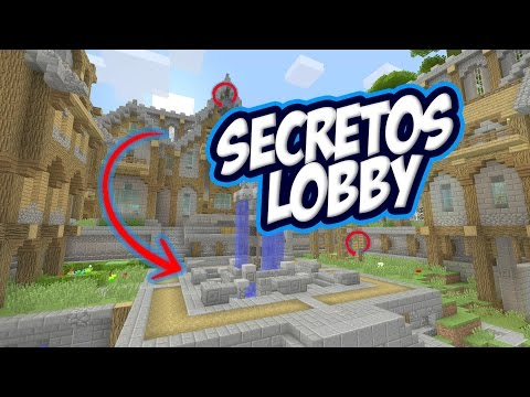 Todos Los SECRETOS Del Nuevo LOBBY - Cabezas, Armaduras, Discos y Más | Minecraft Xbox/Ps