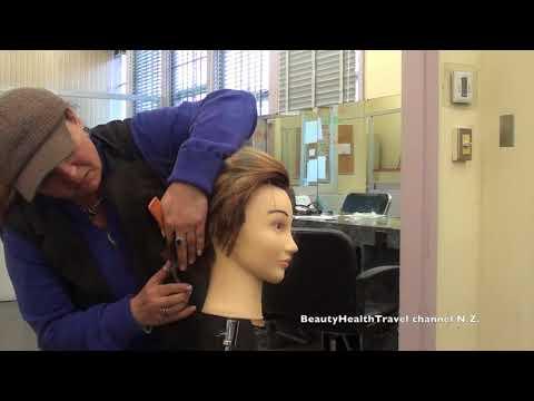 Dollhead Prep before Barbering Haircut Exam