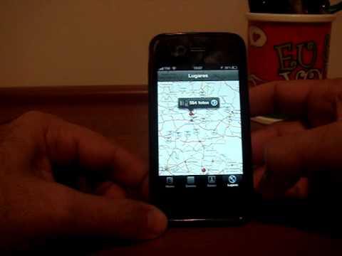 iPhone 4 - Visualizando fotos e utilizando o Air Video