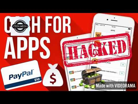 "New! 2018 ""CASH FOR APPS"" HACK (100% WORKING)"