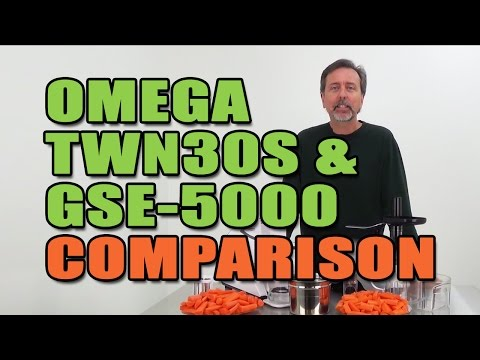 Omega TWN30S & Green Star GSE-5000 Compared