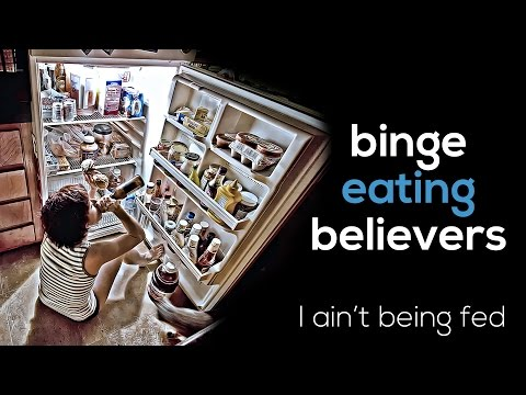 Binge Eating Christians