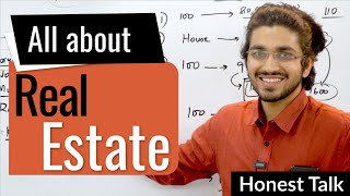 All about Real Estate Investment | by Aman Dhattarwal | Honest Talk #10