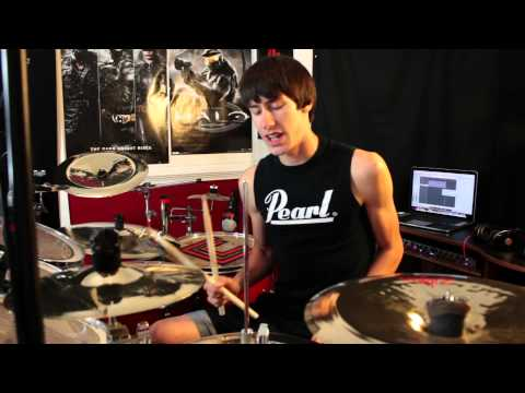Drum Lesson 4 - (Beginner Drum Lesson) How To Start Playing The Drums