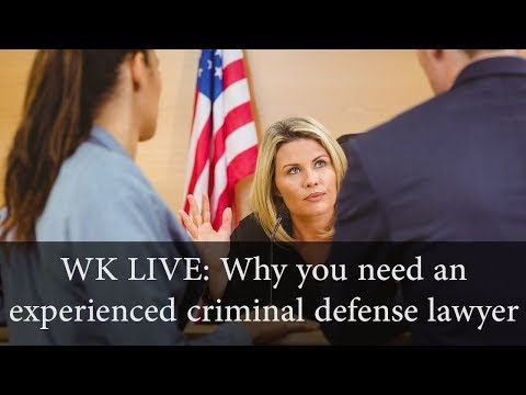 Why Our Criminal Defense Attorneys Fight for You