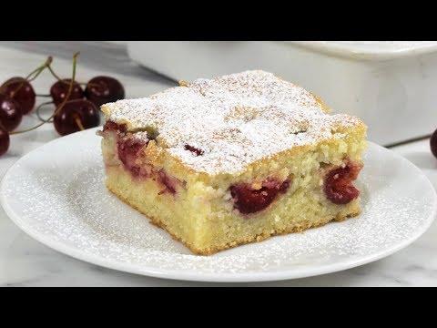 Cherry Coffee Cake