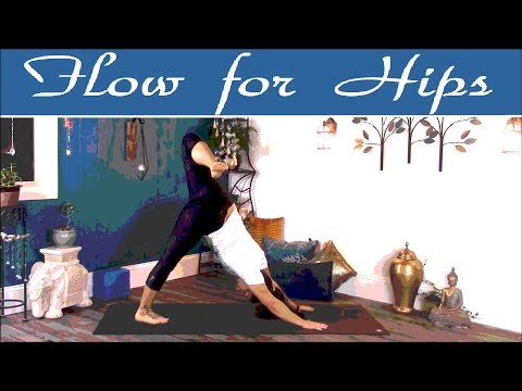 Yoga Flow for your Hips
