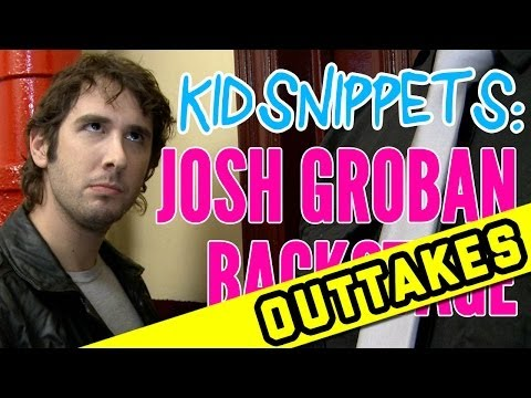 Josh Groban Backstage (Outtakes)