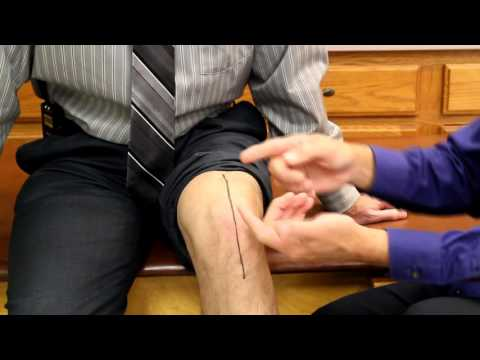 How To Make A Knee Replacement Scar Look Good and Feel Good.