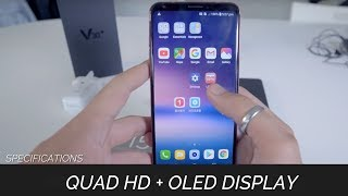 GREAT PHONE FOR INFLUENCERS (LG V30+ REVIEW)