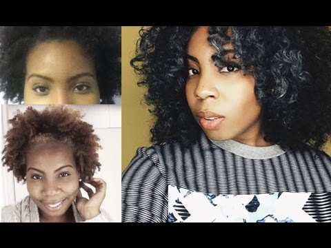 My 4 Year Natural Hair Journey | 3c/4a