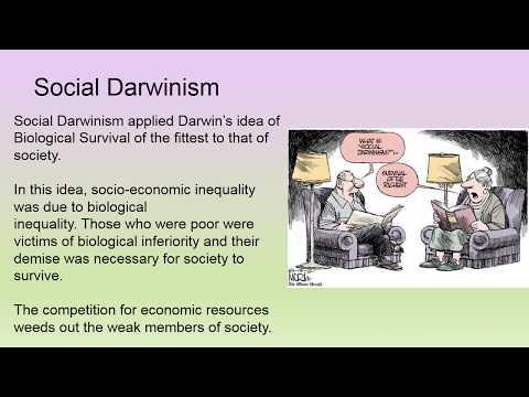 History of Social Welfare